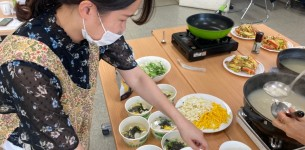 [2020-2学期] 料理授業